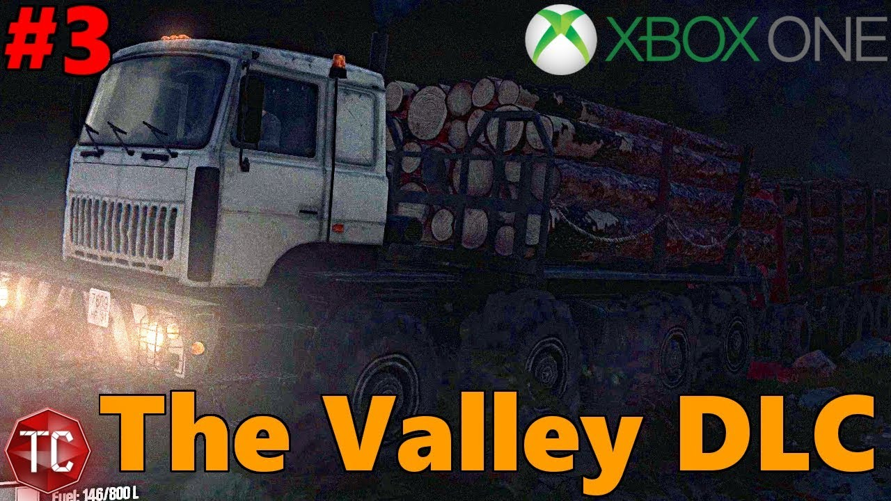 spintires mudrunner xbox one let 39 s play the valley dlc. Black Bedroom Furniture Sets. Home Design Ideas