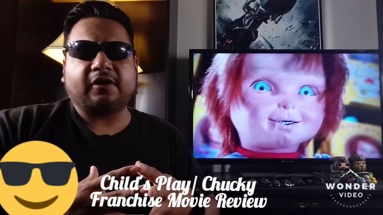 """Download """"Child's Play/ Chucky Franchise Movie Review"""""""