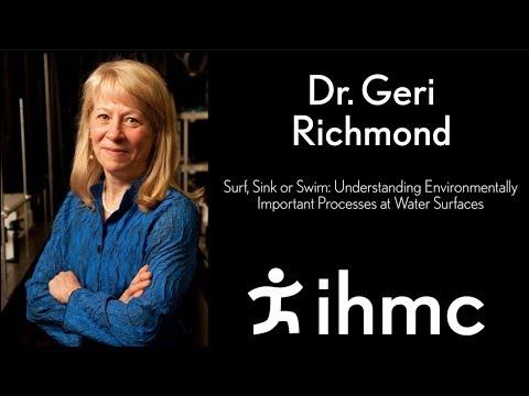 Geri Richmond: Surf, Sink or Swim