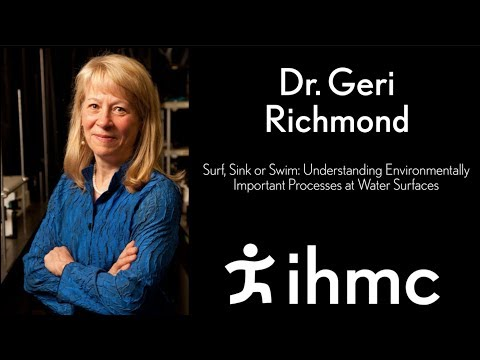 Geri Richmond: Surf, Sink or Swim