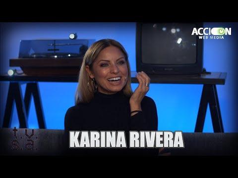 """Karina Rivera Confiesa La Verdadera Razón De Su Salida De """"Karina Y Timoteo"""""""