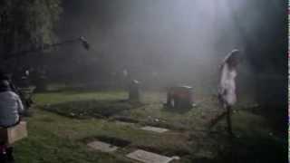 Burying The Ex BTS Footage - Joe Dante, Ashley Greene, Anton Yelchin, Alexandra Daddario
