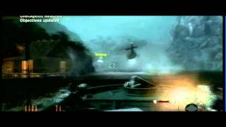 Call of Duty Black Ops river warfare with a boat gameplay video.wmv