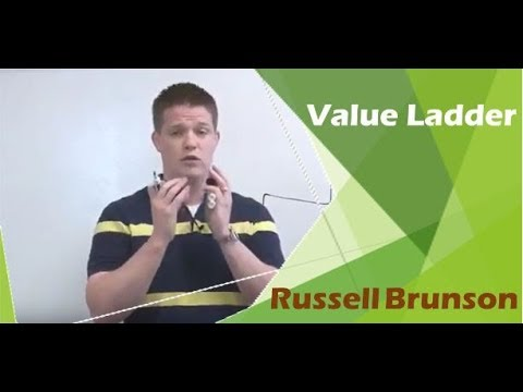 Value Ladder Russell Brunson