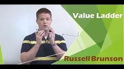Value Ladder Russell Brunson