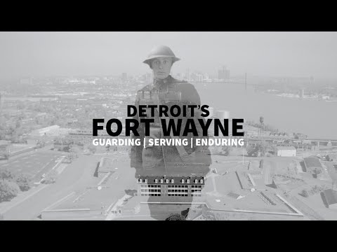 """Detroit's Fort Wayne - Guarding 