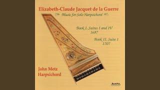 Suite I in D minor (book II-1707) (E. Jacquet de la Guerre) Rigaudons I-II-I