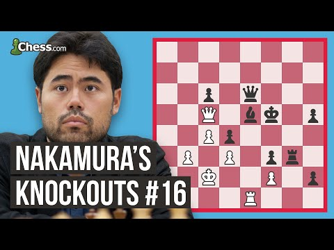 Nakamura's Knockouts: Elite Blitz Chess Battles