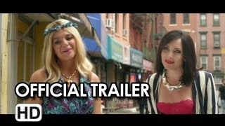 Ass Backwards Official Trailer #1 (2013) - Alicia Silverstone