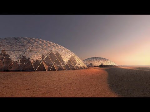 Update on UAE's plan to build a $136m  city on the planet Mars