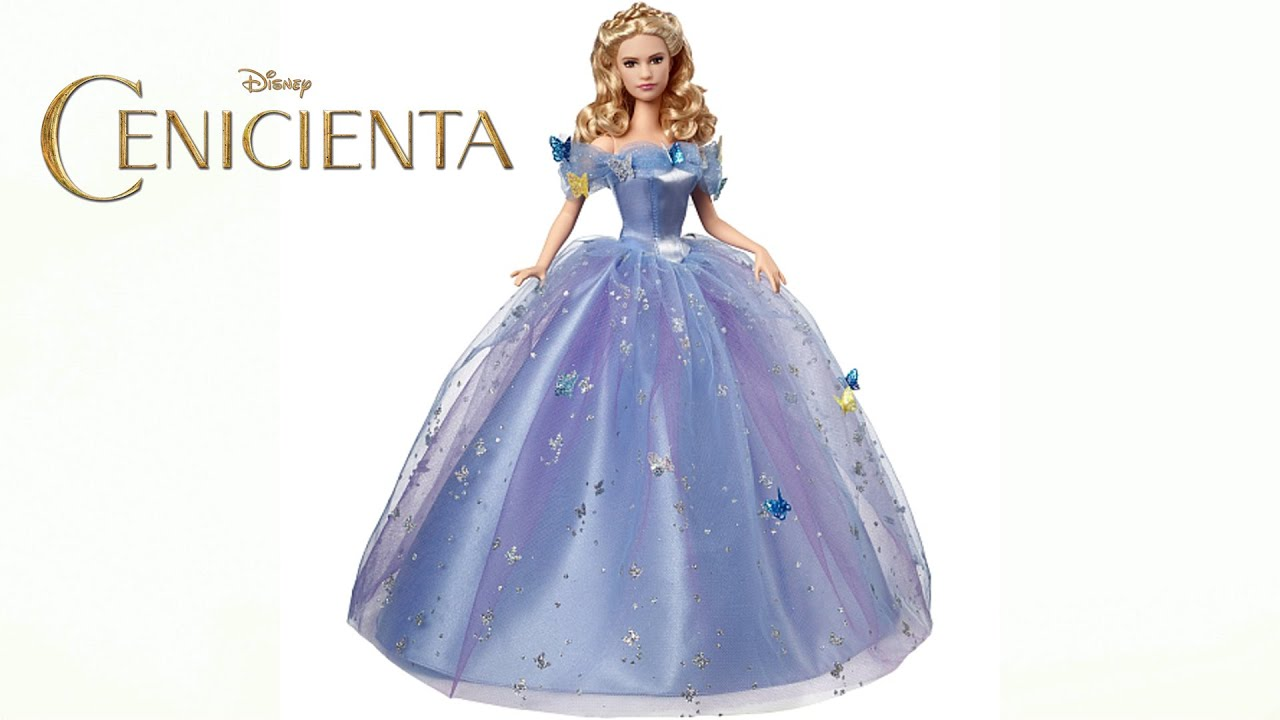 Disney princesa cenicienta mu ecas youtube - La princesa cenicienta ...
