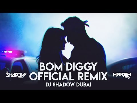 Bom Diggy | DJ Shadow Dubai | Official Remix | Zack Knight X Jasmin Walia | Saavn