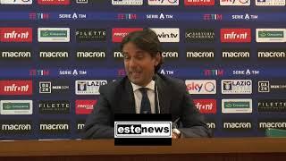 Lazio-cremonese 4-0, La Conferenza Di Inzaghi