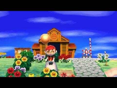 Animal crossing new leaf how to get balloons youtube for Animal crossing new leaf arredamento