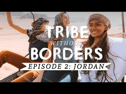 Tribe without Borders: Jordan | EP 2