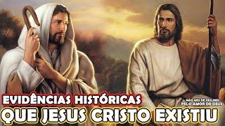 Quais sÃo as evidÊncias histÓricas de que jesus cristo viveu e morreu?