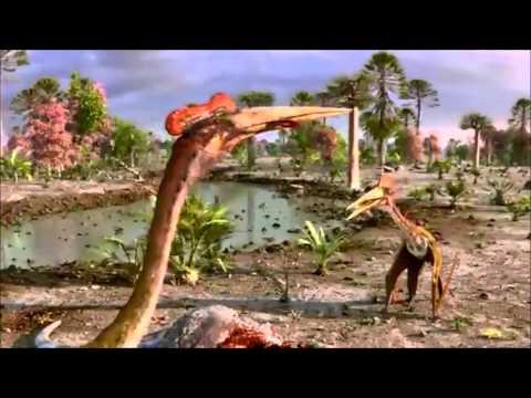 Quetzalcoatlus - Flying monsters