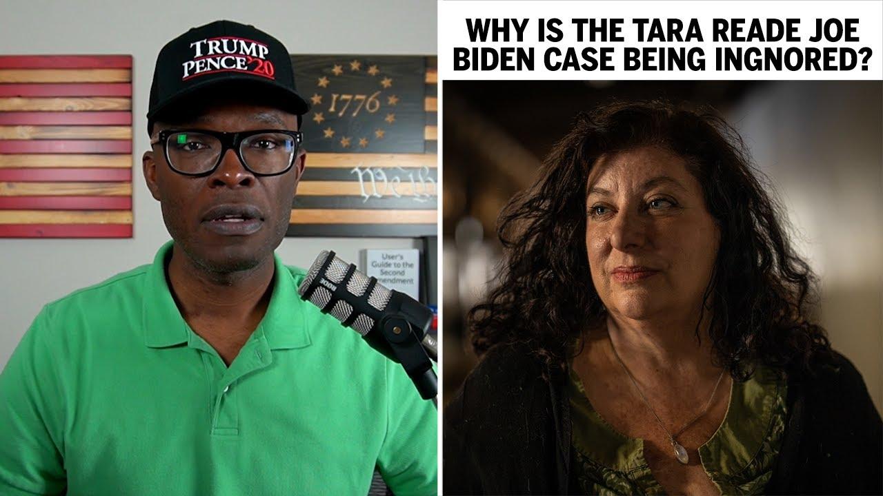 Why Are Media Ignoring Joe Biden Accusations From Tara Reade?