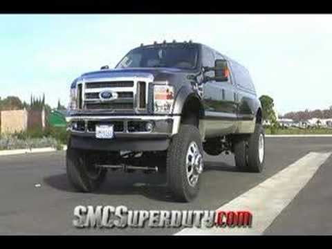 08 F-450 with SMC Hauler DRW Unlimited Powerstroke from YouTube · Duration:  2 minutes 16 seconds