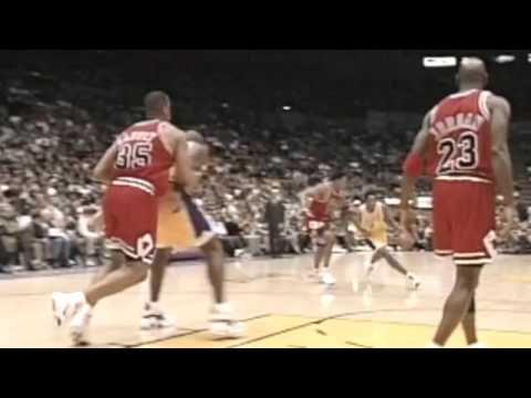MJ to KB - Passing The Torch