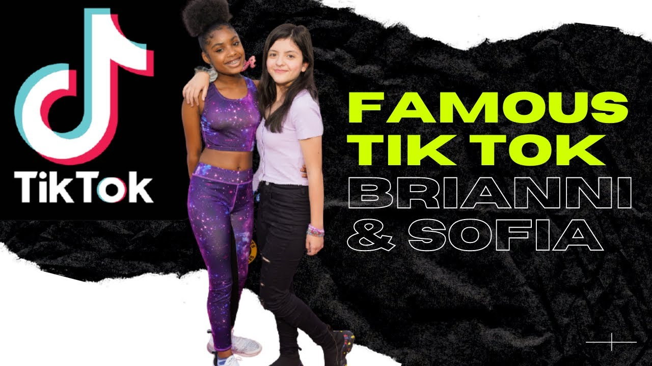 TikTok Tues AKA DharTok Stars Sophia Chicorelli Brianni Walker DUO Chann Dhar Mann OG Teen Actresses