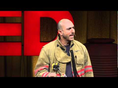 Mark Bezos: A life lesson from a volunteer firefighter
