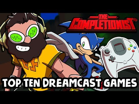 Top 10 Dreamcast Games | The Completionist