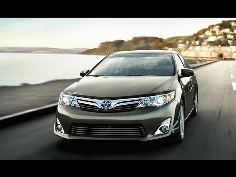 2015 Toyota Camry Youtube