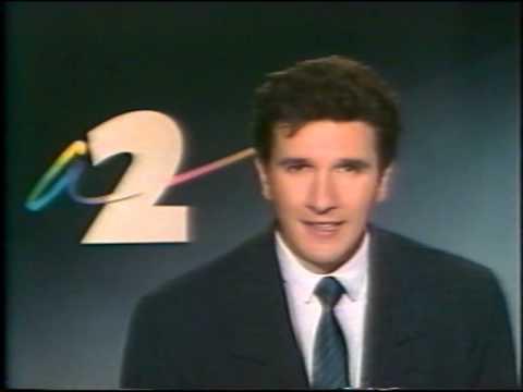 11 juin 1987 • Antenne 2 • Publicités, fermeture