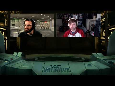 """Lost Initiative Show   Star Wars Episode 0 """"The Pilot"""""""