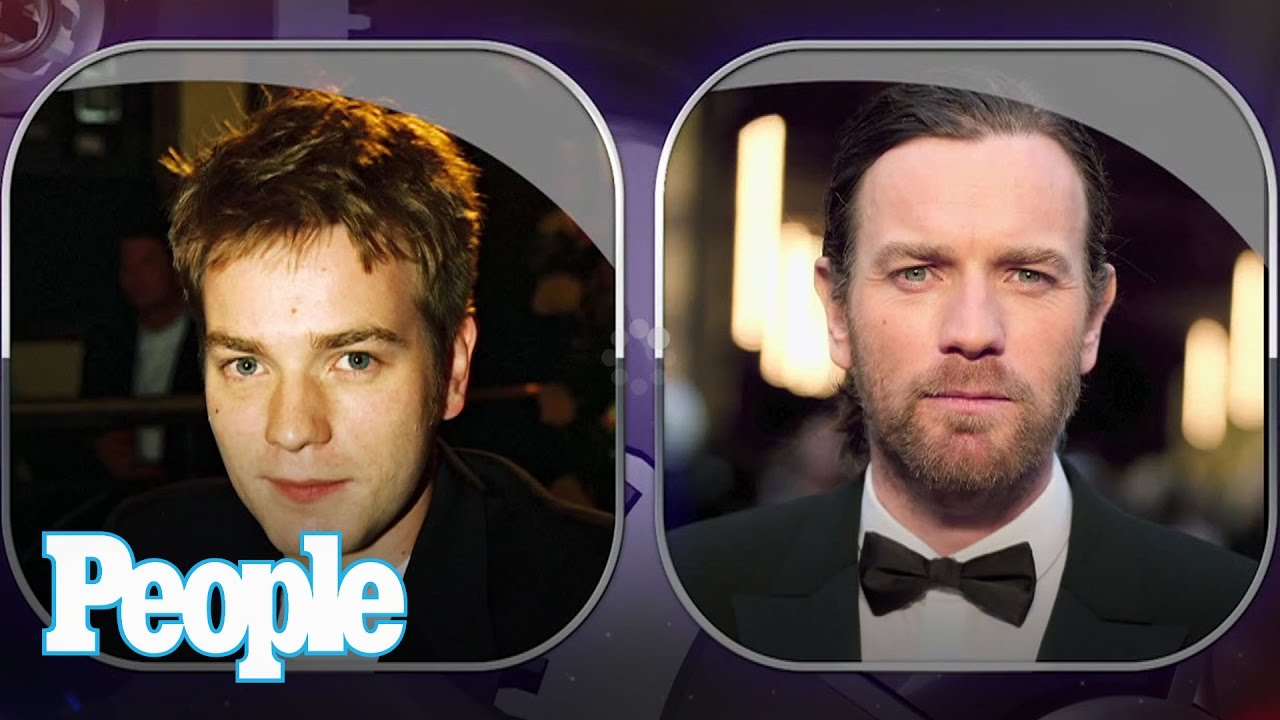 Ewan McGregor Turns 43 - Check Out His Changing Looks!