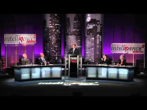 CHINA DOES CAPITALISM BETTER THAN AMERICA - On WNET-Intelligence Squared U.S.