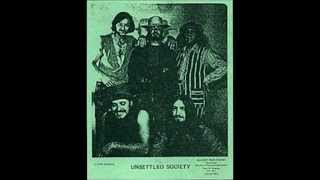 Unsettled Society - Gunfighter