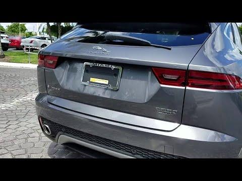 Warren Henry Jaguar Video Inventory. 2018 Jaguar E PACE Miami Aventura Fort  Lauderdale Broward Miami Beach FL JJ1Z30044