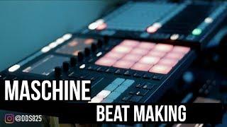 Making A Fire Hip Hop Beat With Maschine!