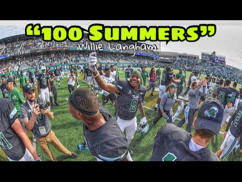 "Willie Langham || ""100 Summers"" 