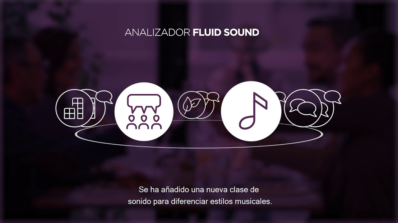 0d40bc051 Widex Evoke - Analizador Fluid Sound - YouTube