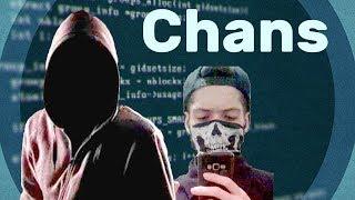 CUIDADO COM OS CHANS: As misteriosas redes ANTI-SOCIAIS