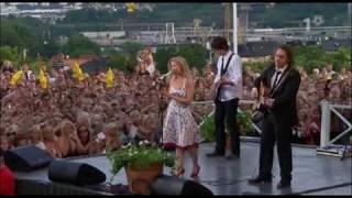 Oh Laura - Release Me (Live, Allsång på skansen 2007)