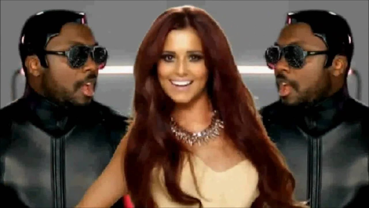 cheryl cole on the check it out clip youtube
