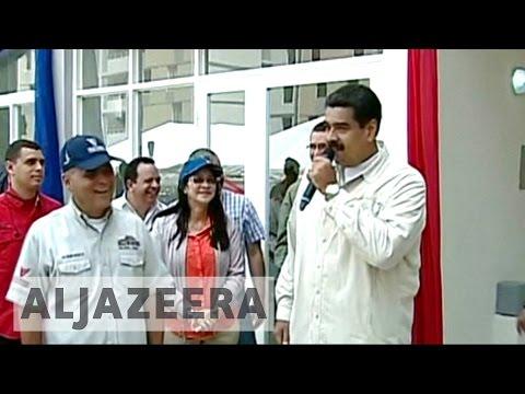 Venezuela's President Maduro fires back at opposition