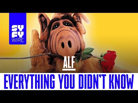 ALF: Everything You Didn't Know  SYFY WIRE