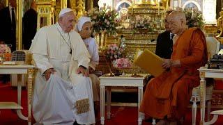 Franziskus prangert sexuellen Missbrauch von Frauen und Kindern in Thailand an