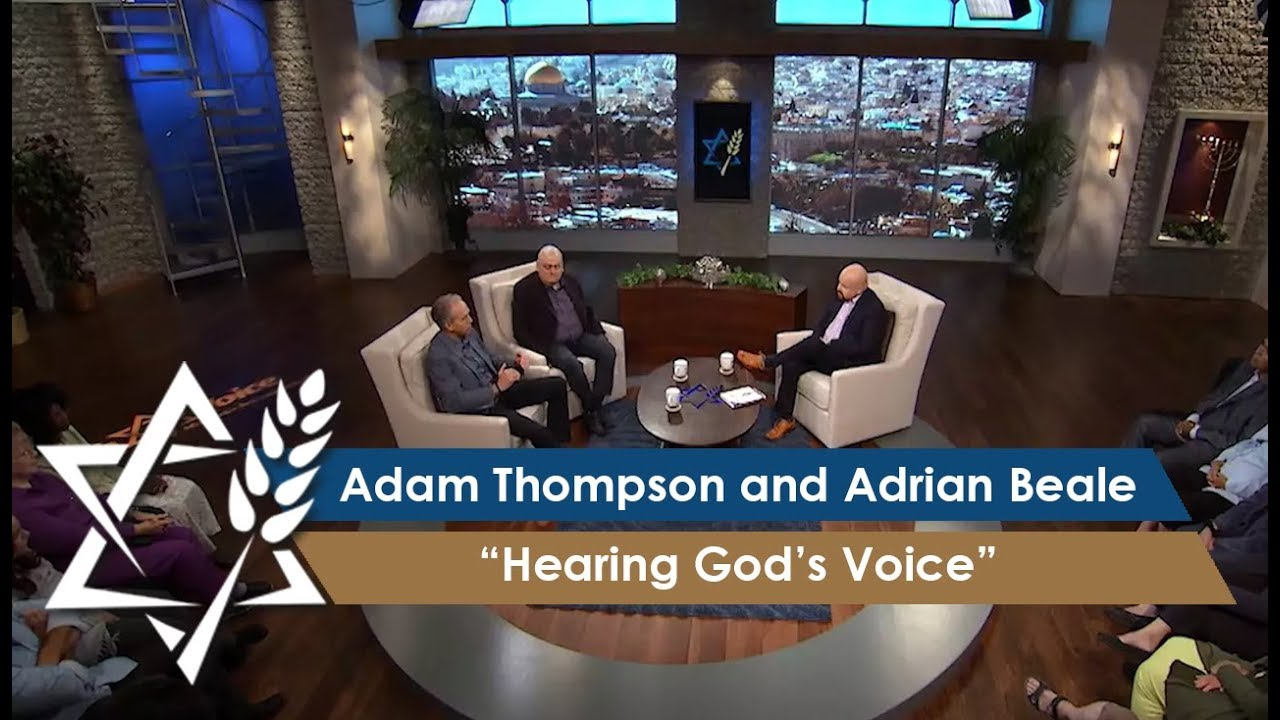 Adam Thompson and Adrian Beale 