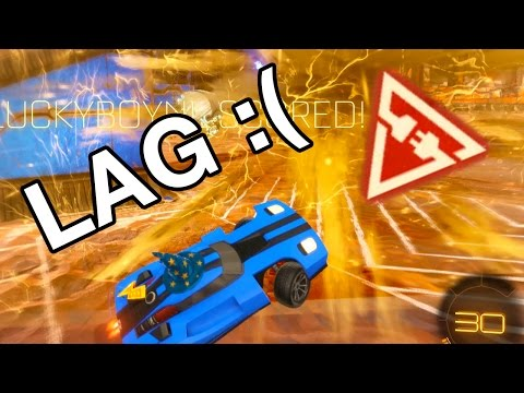 Rocket League - Disconnecting Can Be So Cruel