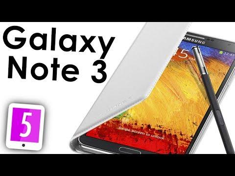 Samsung Galaxy Note 3 - 5 rzeczy, które musisz wiedzieć o najlepszym telefonie Samsunga