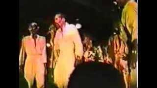 Eddie Kendrick David Ruffin and Dennis Edwards live Detroit