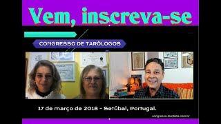 Como surgiu o 1º CONGRESSO DE TARÓLOGOS em Portugal?