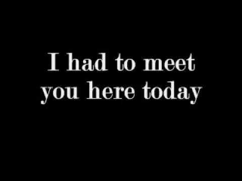 Kiss and Say Goodbye, Manhattan (Lyrics)