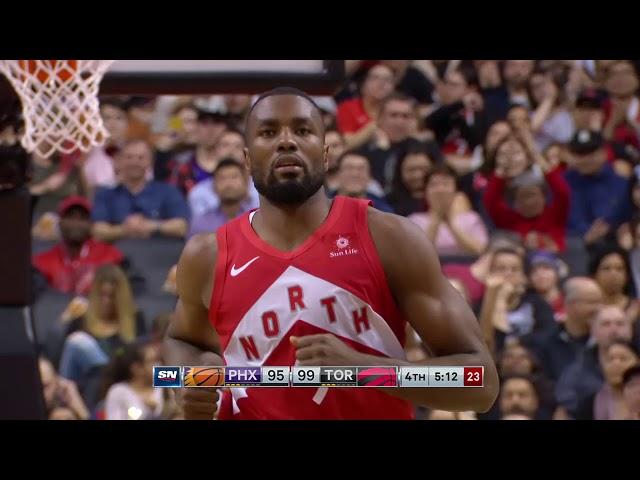 Phoenix Suns vs Toronto Raptors   January 17, 2019